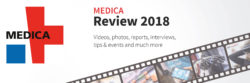 Image: Banner of MEDICA Live Coverage 2018; Copyright: beta-web/Schmitz