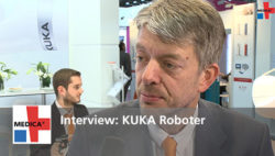 "Image: Preview picture to the video ""KUKA Roboter"""
