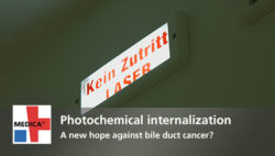 "Image: Preview picture of video ""Photochemical internalization"""