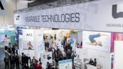Photo: Joint Stand of WEARABLE TECHNOLOGIES SHOW