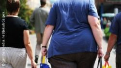 Photo: Overweight people from behind
