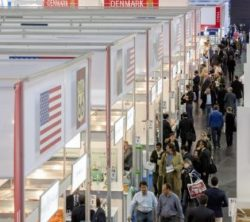 Photo: Stands at the MEDICA