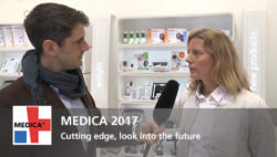 "Image: Preview picture of video ""MEDICA 2017 press tour"""