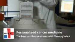 "Photo: Preview picture of video ""Personalized cancer medicine"""