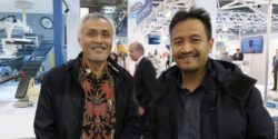 Image: from left to right: Dr. Yan Herman, Banter Setyaki; Copyright: beta-web / Petig