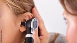 Image: device to diagnose middle ear infection; Copyright: Fraunhofer IPMS