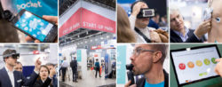 Foto: MEDICA START-UP PARK with several health IT products