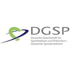 Logo German Association for Sports Medicineand Prevention (DGSP)