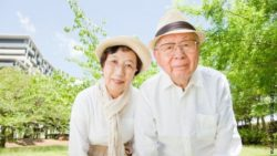 Image: elderly couple; Copyright: panthermedia.net/mykeyruna