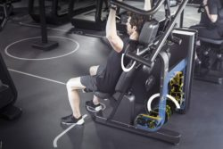 Image: Circuit training with Technogym
