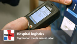 "Image: Preview picture of video ""Hospital logistics"""