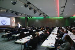Photo: Audience of MEDICA MEDICINE + SPORTS CONFERENCE 2018