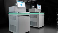 Image: high-throughput sequencing technology; Copyright: SoulPicture|Kiel, IKMB University of Kiel