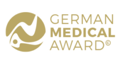 Logo GERMAN MEDICA AWARD